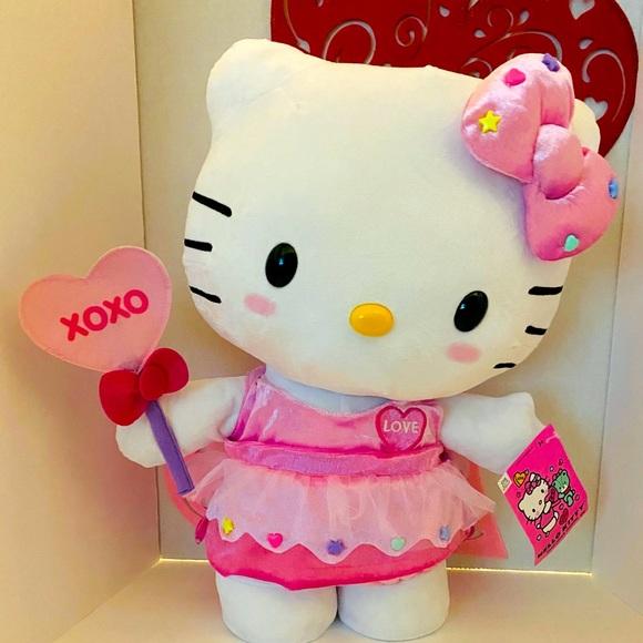 Hello Kitty greeter